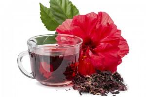Flor de Jamaica para Babar la tension